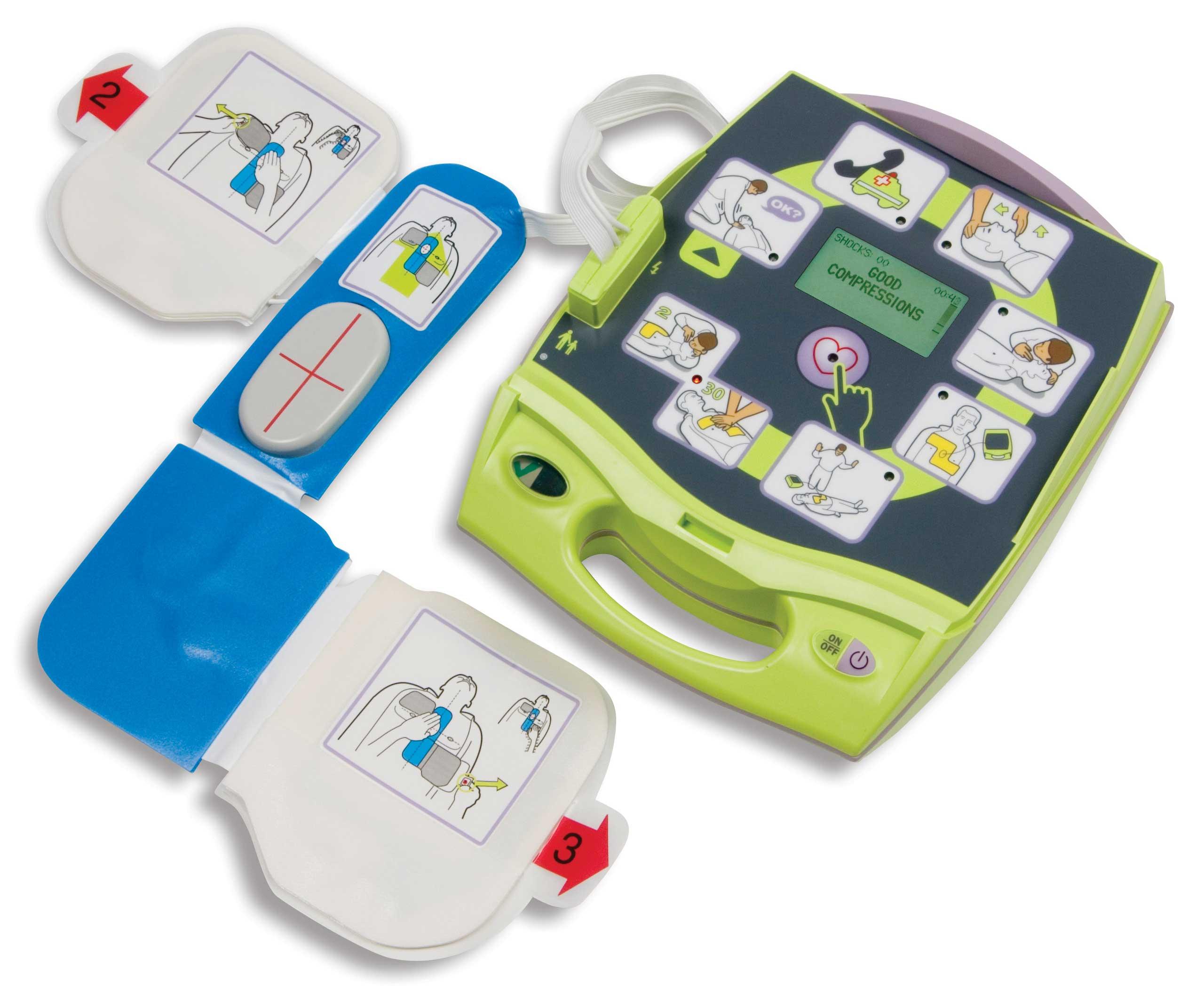 aed plus defibrilator