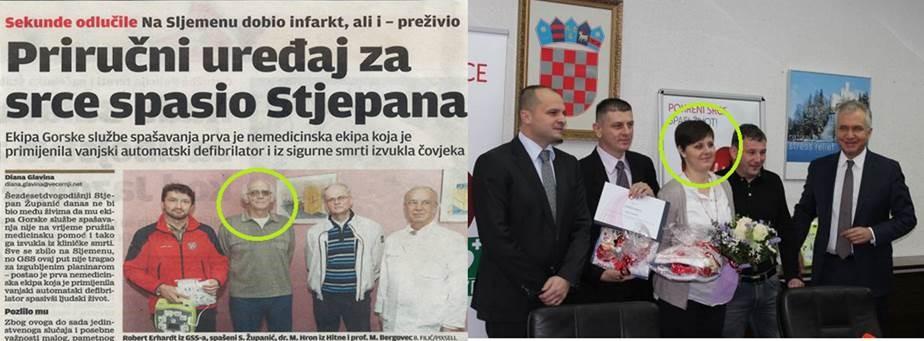 Broj automatskih defibrilatora ZOLL AED+ u laičkoj primjeni u Hrvatskoj je prešao 400!