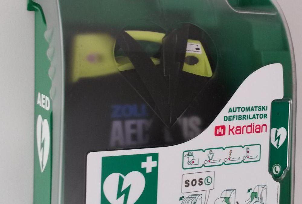 Javno dostupni automatski defibrilatori